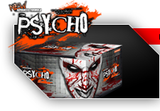 Read more about Killer Paintballs® Psycho Paintballs and view all the shell\fill combinations.